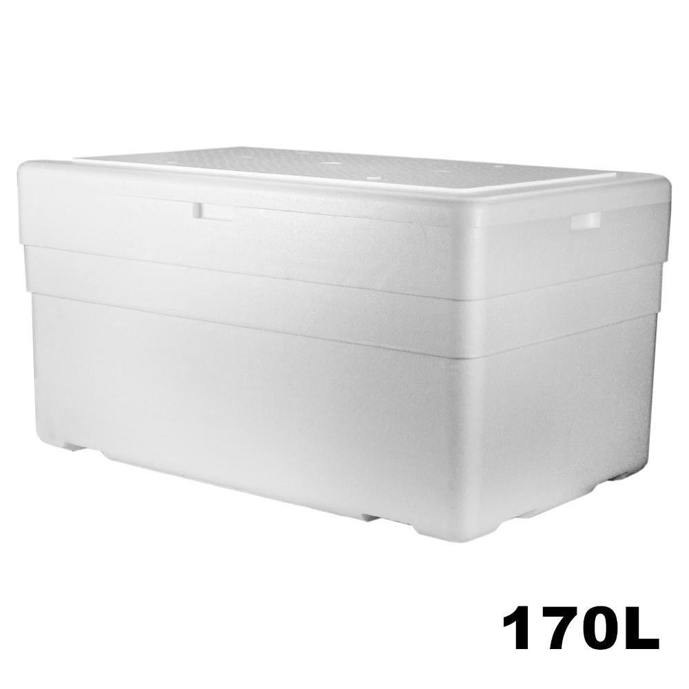 Caixa Térmica em Isopor - 170 Litros