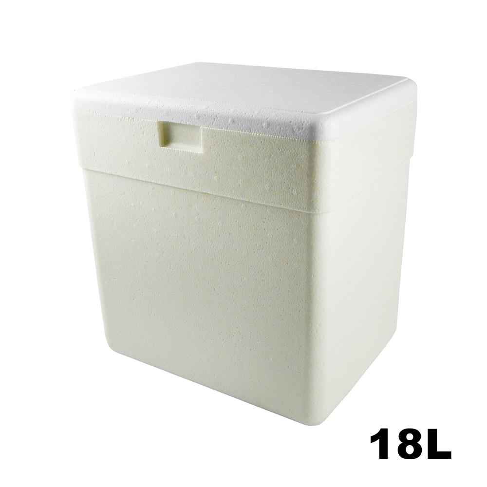 Caixa Térmica em Isopor - 18 Litros
