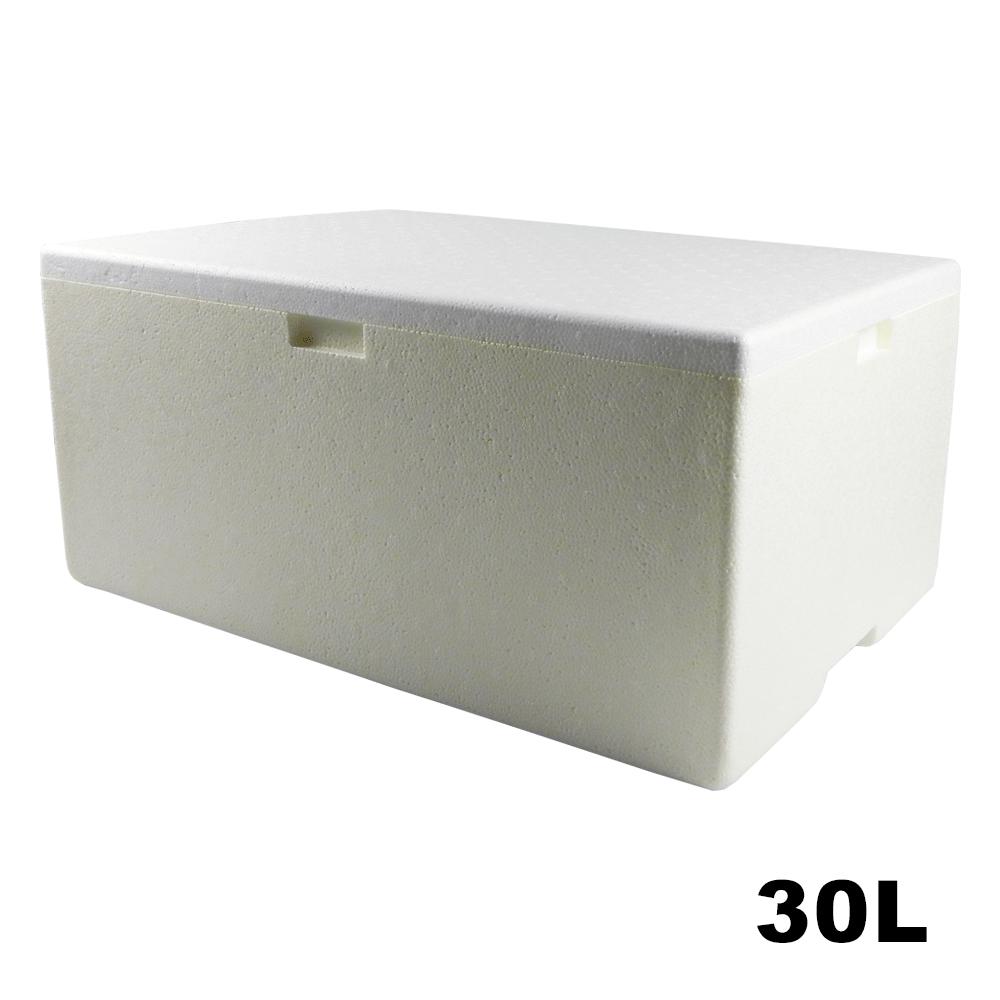 Caixa Térmica em Isopor - 30 Litros