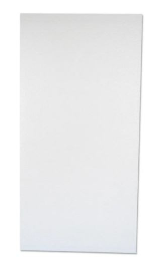 Chapa em Isopor MR 1000x500x20mm Reciclado