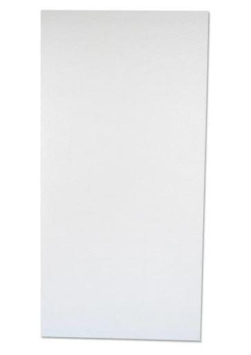 Chapa em Isopor MR 1000x500x25mm Reciclado