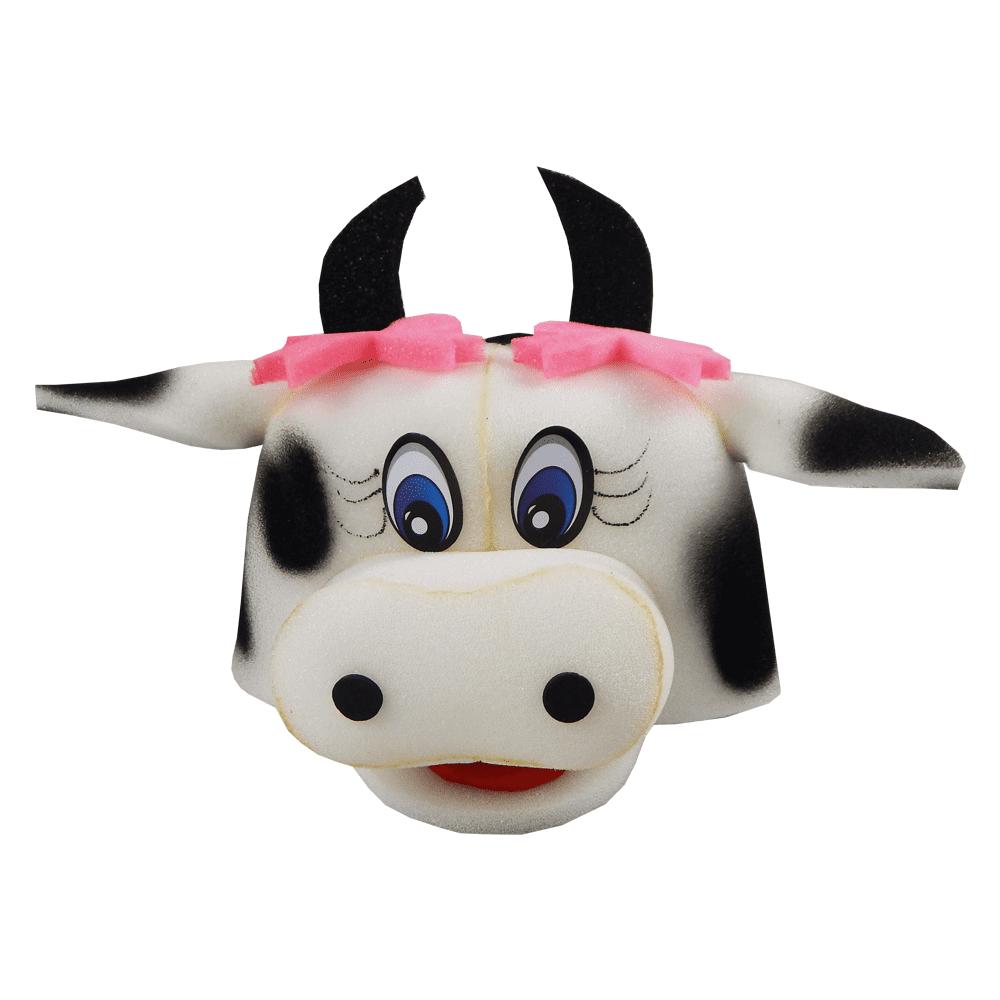 Chapéu de Espuma Vaca