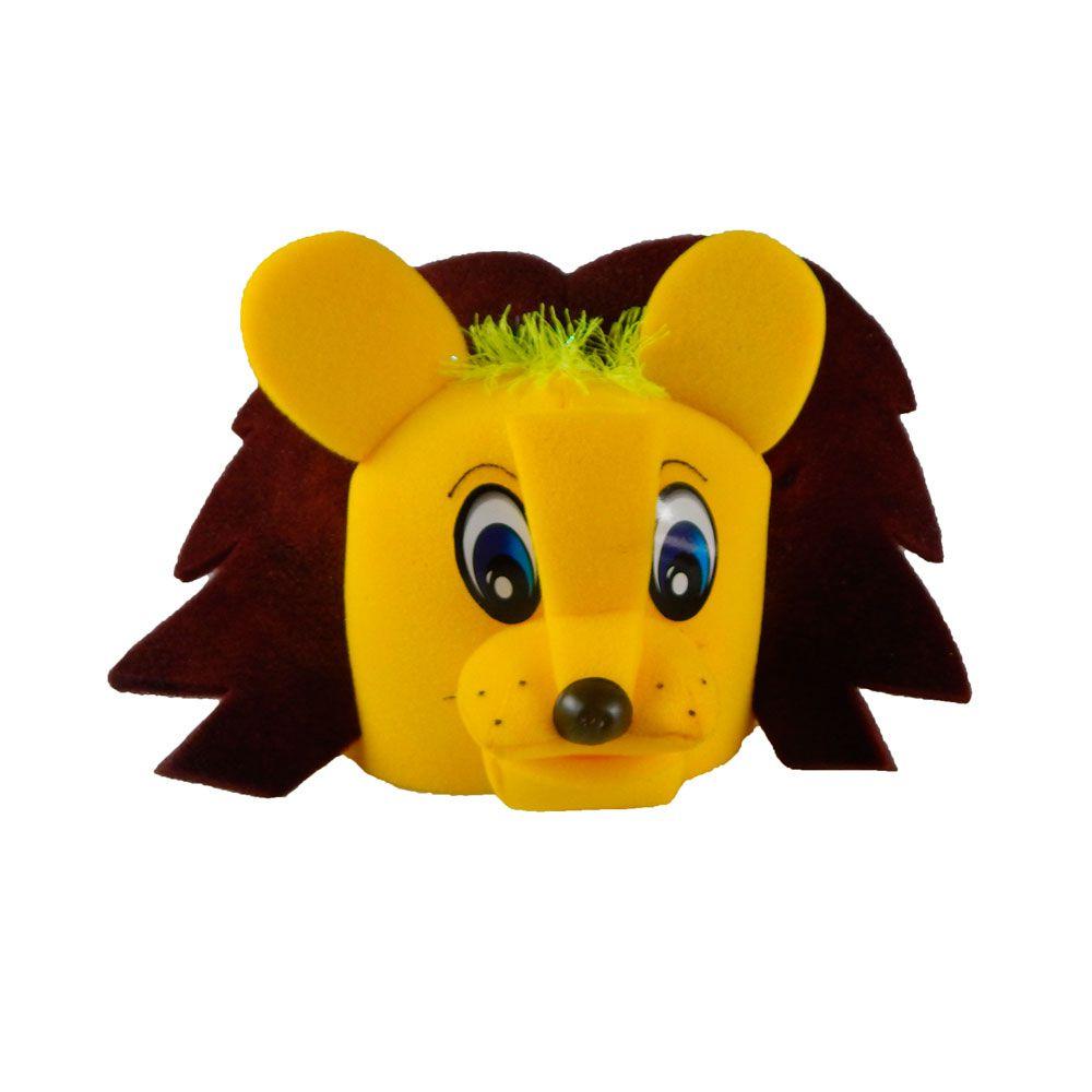 Chapéu Espuma Leão