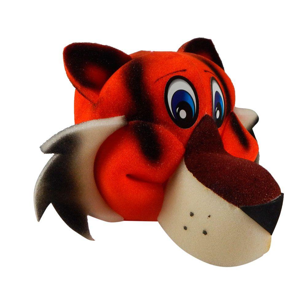 Chapéu  Espuma Tigre