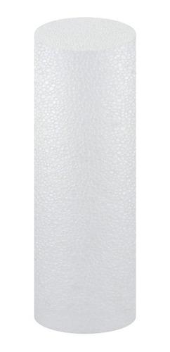 Cilindro Em Isopor 15x50cm Pacote com 04 Unidades