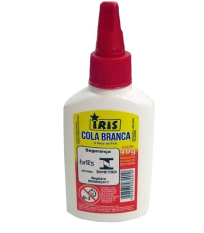 Cola Branca Iris Pva