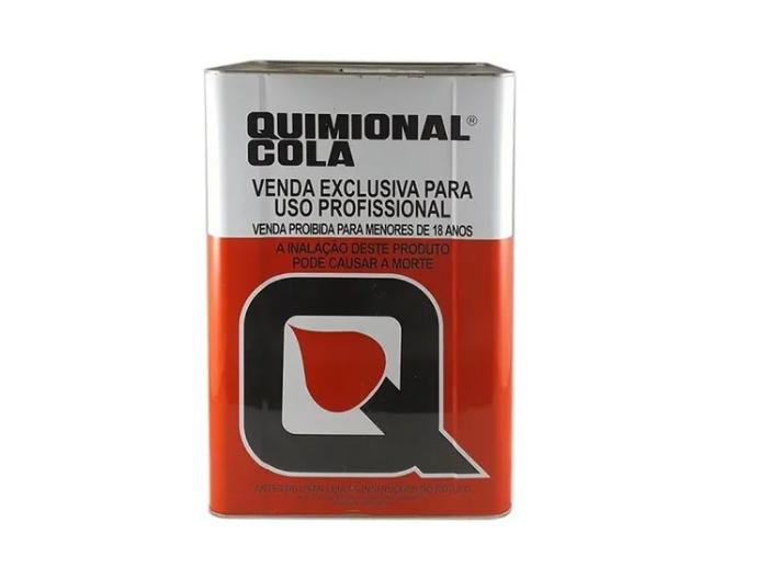 Cola Para Isopor Quimional 18 Litros