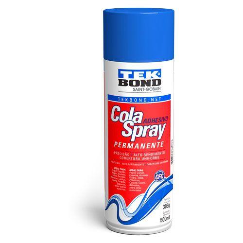 Cola Spray Tek bond Permanente