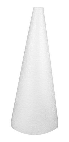 Cone Em Isopor 50x17cm - 05 Unidades