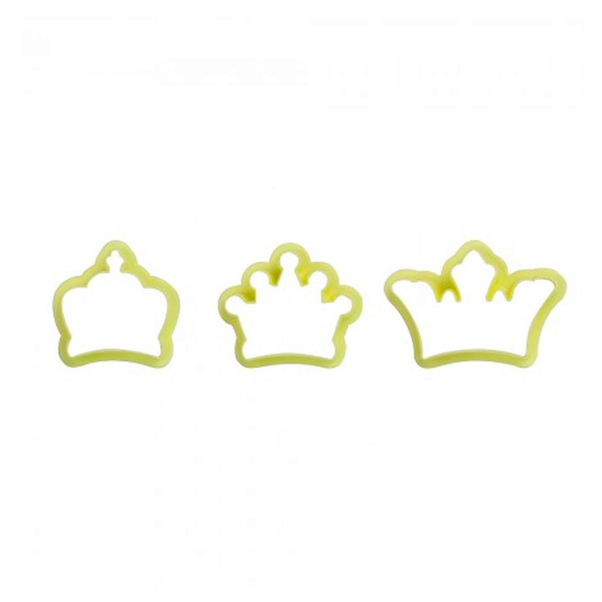 Cortador Biscuit Coroa M