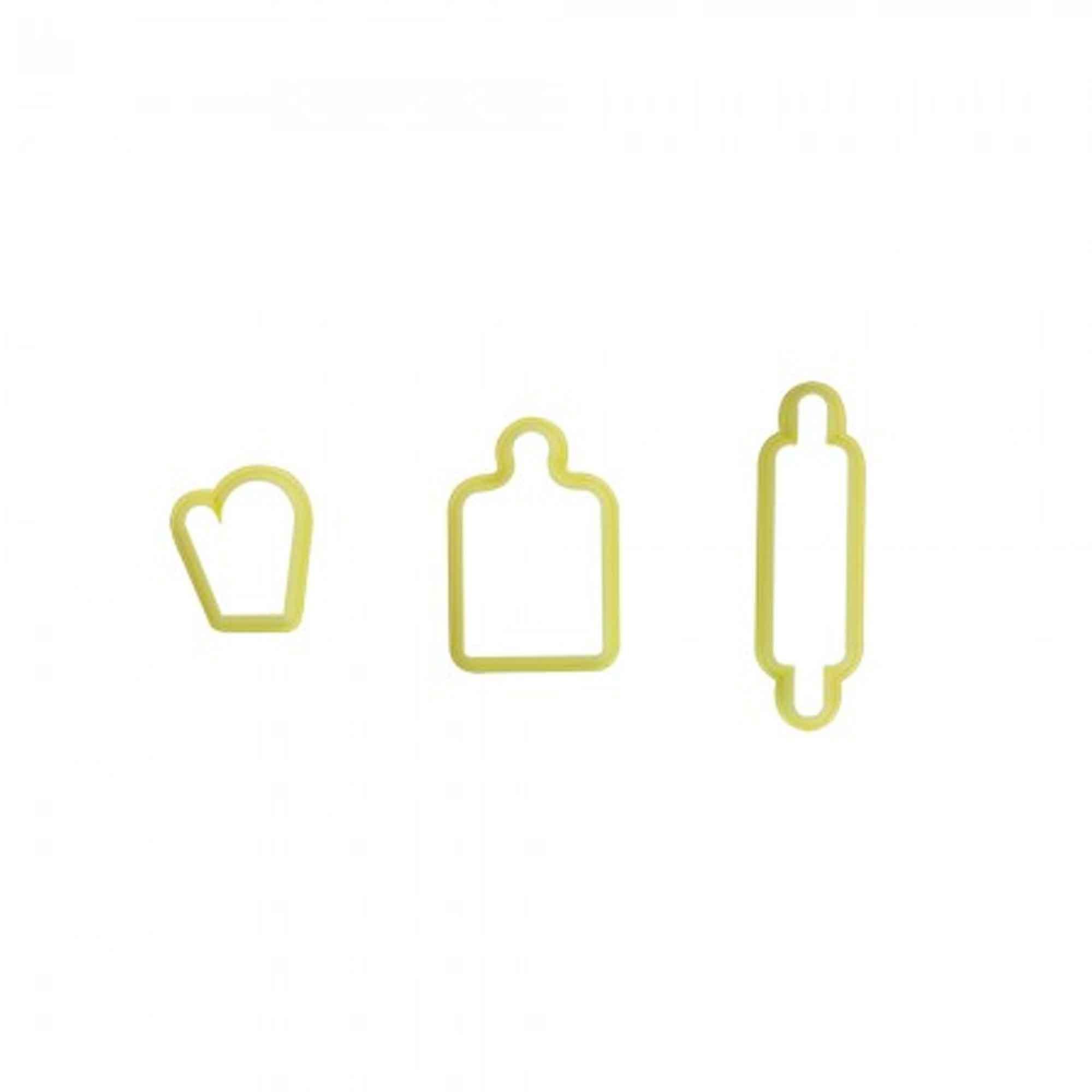 Cortador Biscuit Kit Cozinha