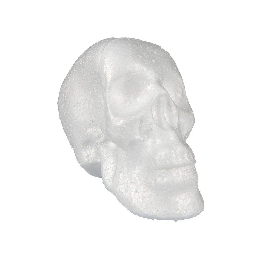 Crânio G em Isopor