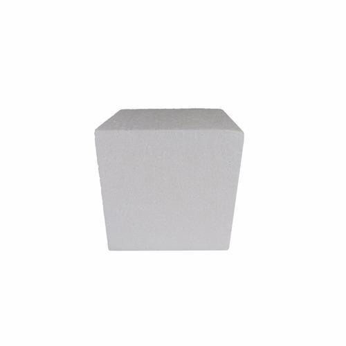 Cubo Em Isopor 200x200x200 - 05 Unidades