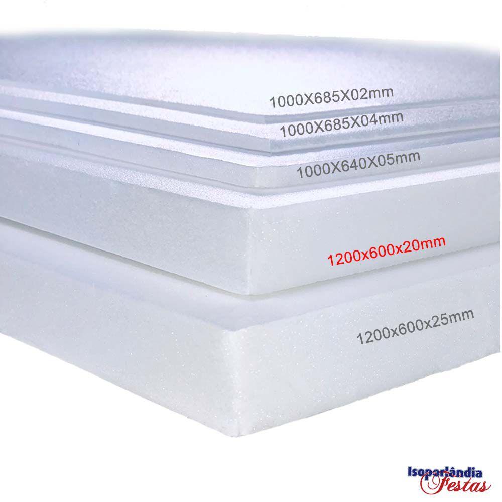 Depron 1200x600x20mm