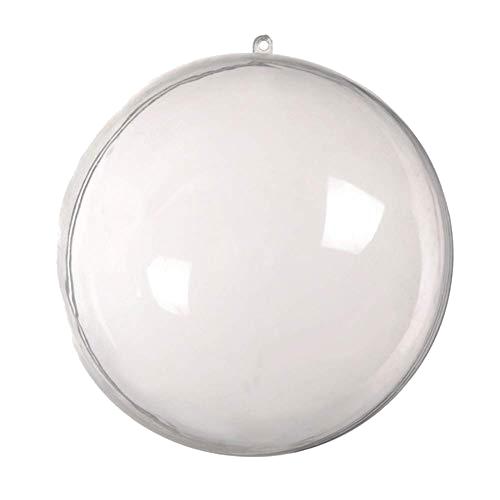 Esfera acrílica - Transparente