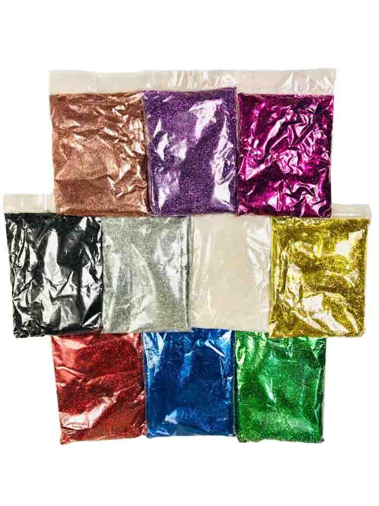Glitter PVC 100 Gramas