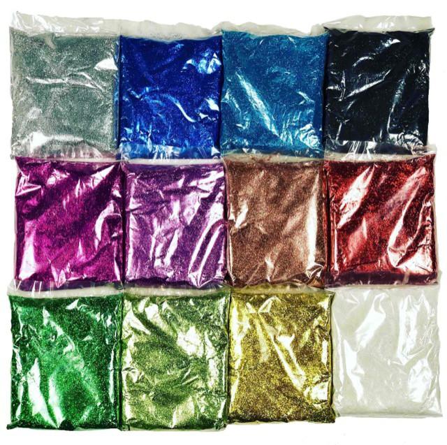 Glitter PVC 500 Gramas