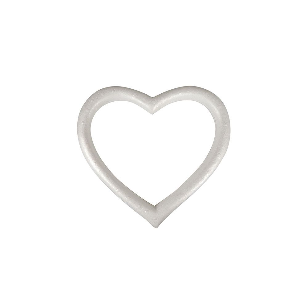 Guirlanda Coração em Isopor 280