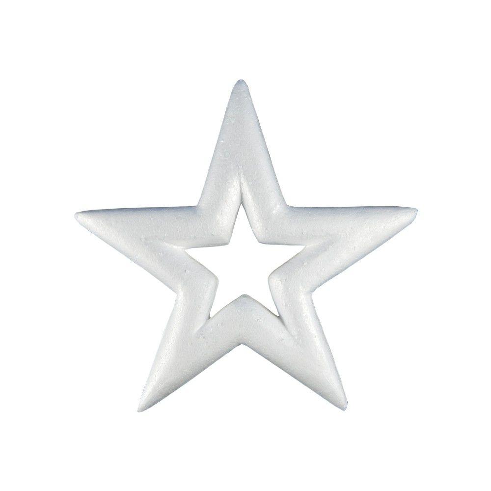 Guirlanda Estrela 290 em Isopor 01UN