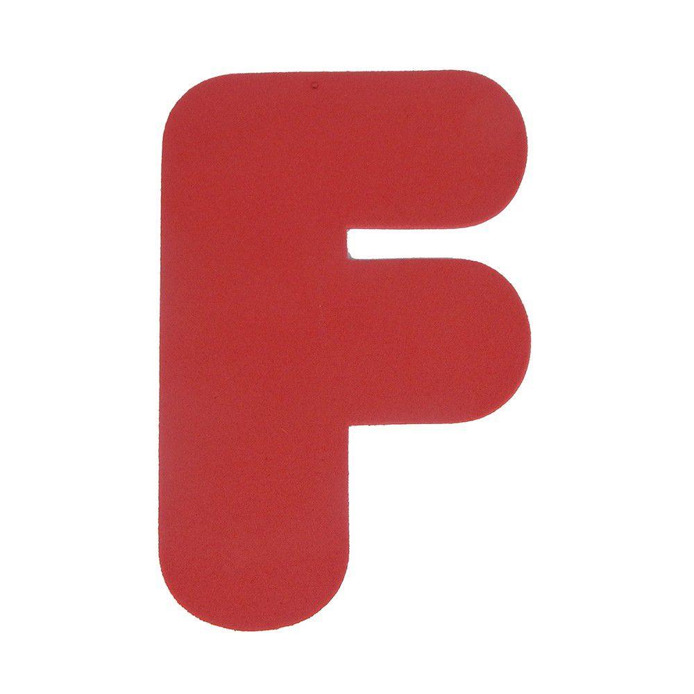 Letra EVA F 12cm