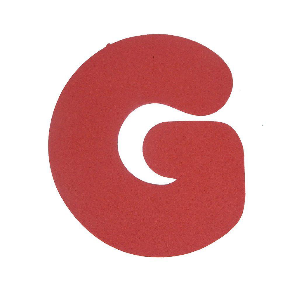 Letra EVA G 12cm