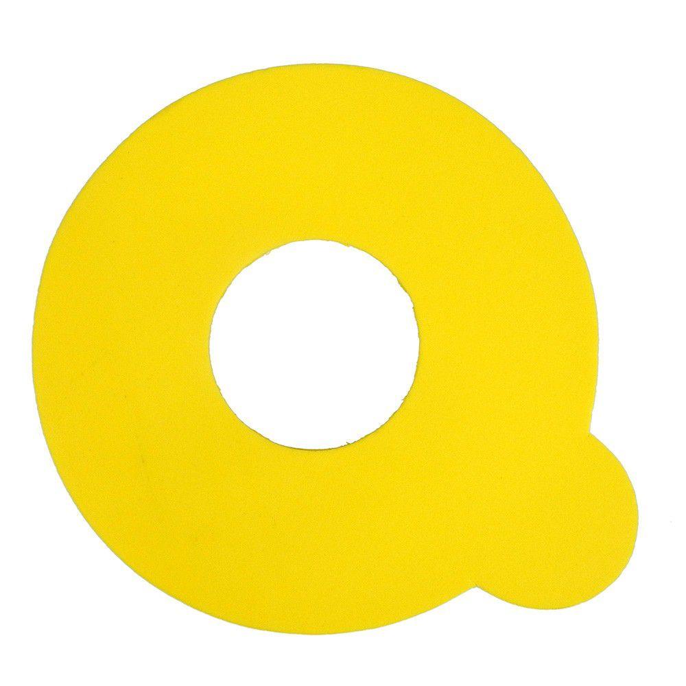 Letra EVA Q 20cm