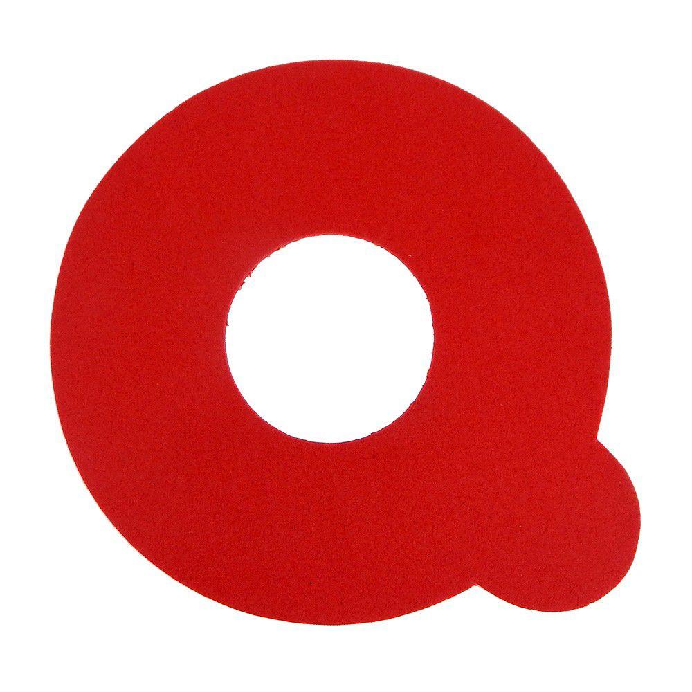 Letra Eva Q 7cm