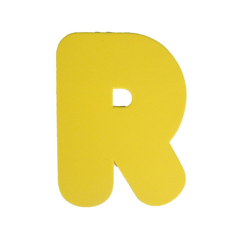 Letra EVA R 20cm