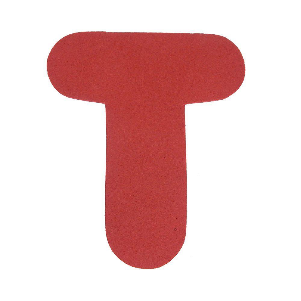 Letra Eva T 4,5cm