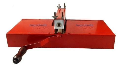 Máquina de Corte EVA + Tábua de Nylon + Rolo de Nylon Extra