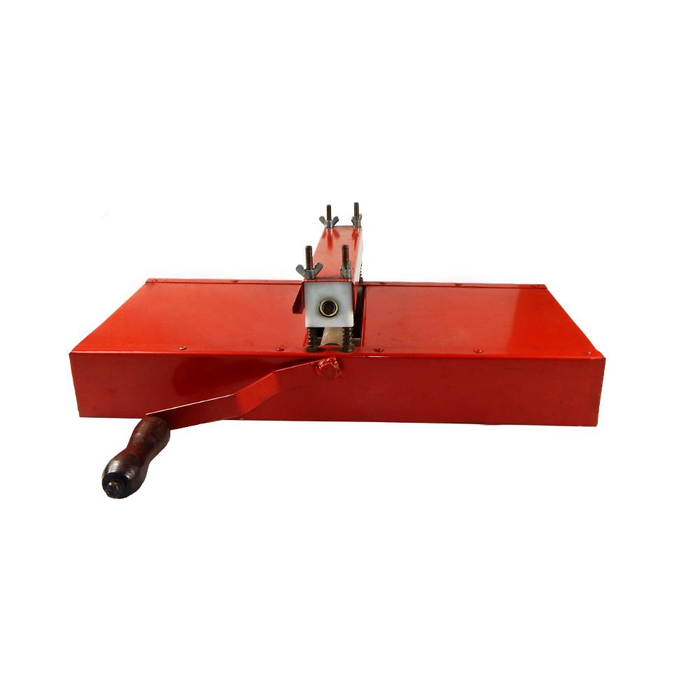 Máquina Manual para Corte EVA + Tábua de Nylon