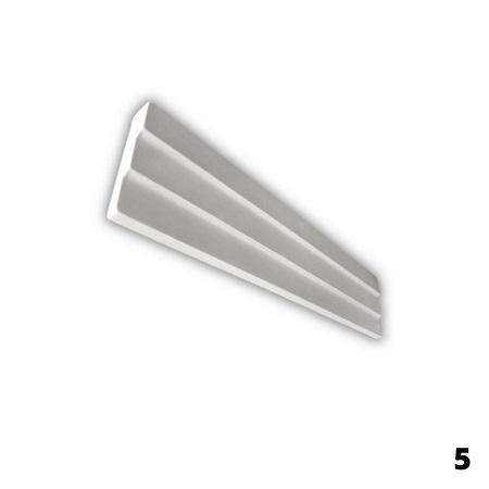 Molduras em Isopor 100cm Comprimento