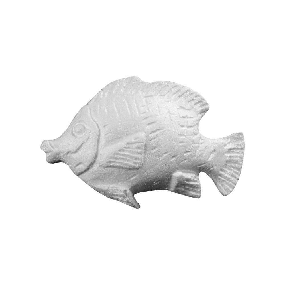 Peixe Guarujá em Isopor 01UN