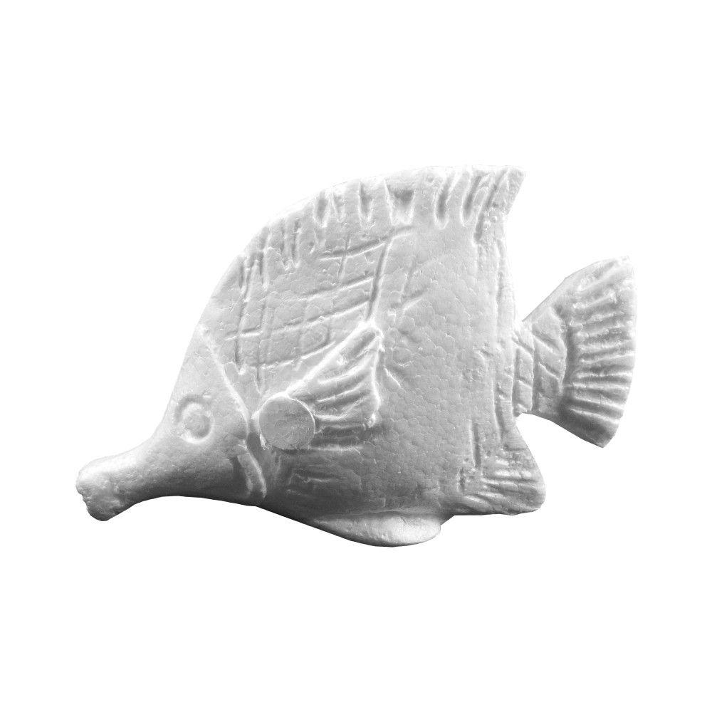 Peixe Ubatuba em isopor 01UN