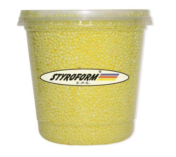 Pérola de Isopor Colorida (Bolinha de Isopor Colorida)