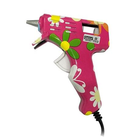 Pistola de cola Quente Estampada Bivolt