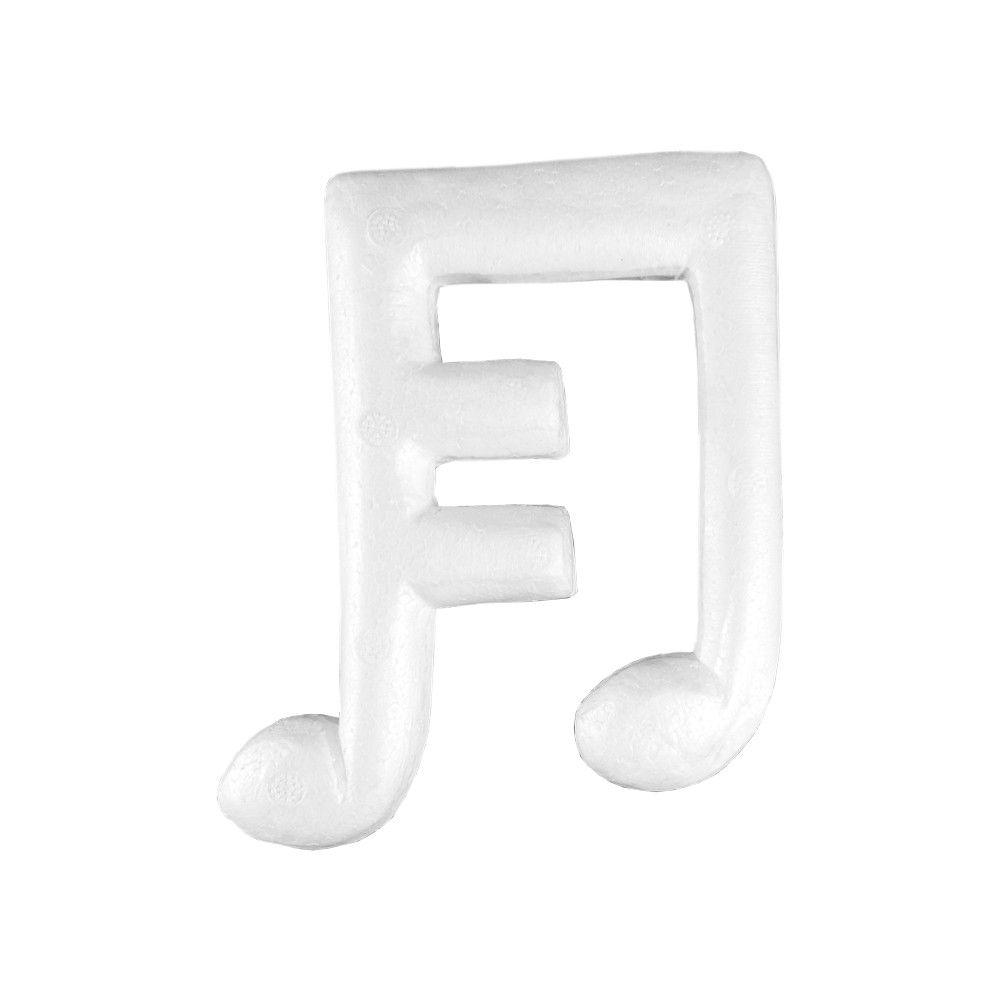 Símbolo Musical 2 em Isopor 01UN