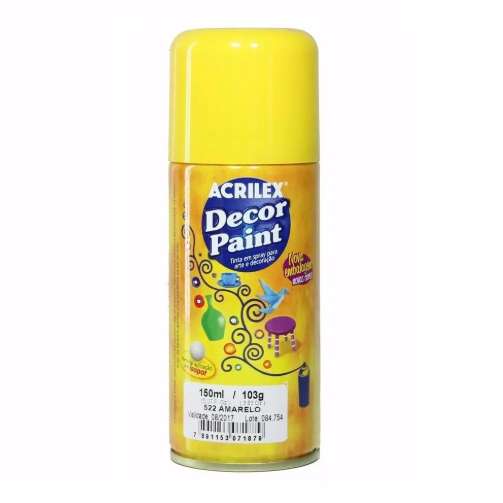 Spray Decor Paint Acrilex 150ml