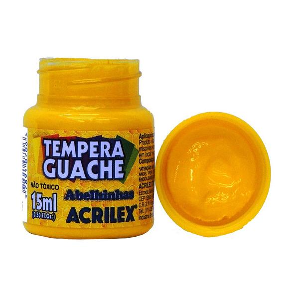 Tinta Guache Acrilex 15ml