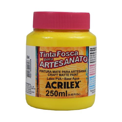 Tinta Pva Acrilex 250ml