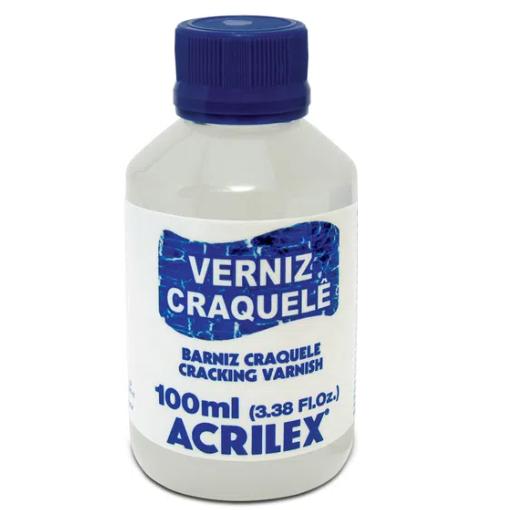Verniz Craquelê Acrilex 100ml