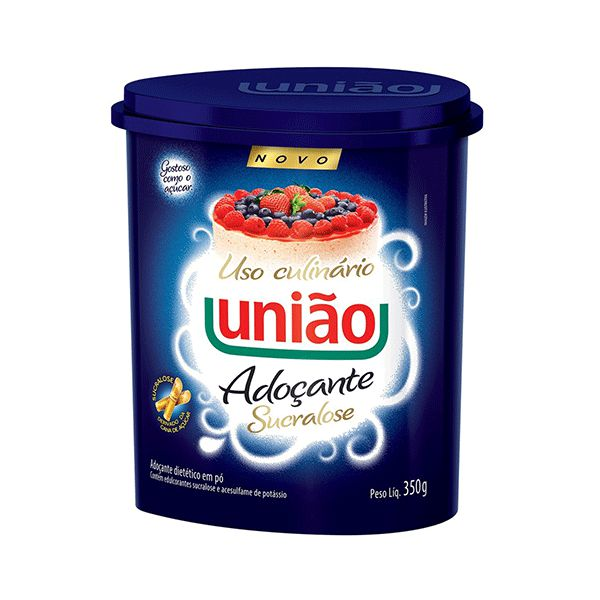 Adoçante Sucralose Culinário União 350g