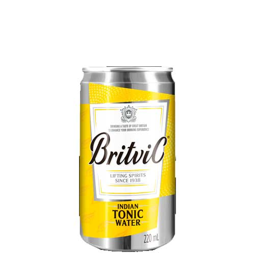 Água Tônica Britvic Indian Tonic Water UNIDADE 220ml