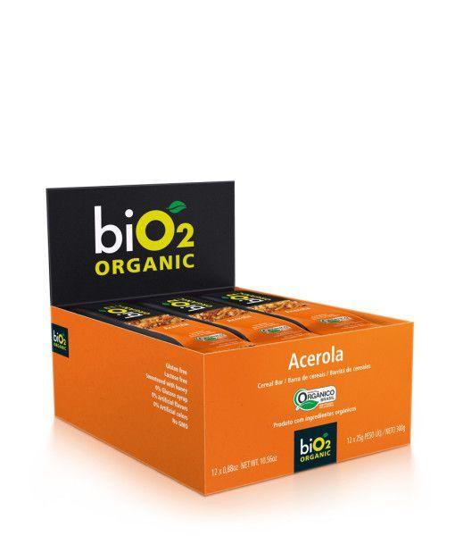 Barra De Cereal Bio2 de Acerola c/12 un