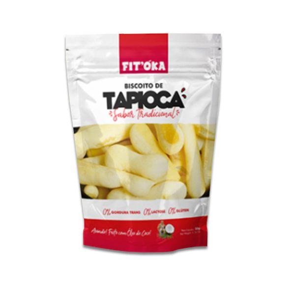 Biscoito de Tapioca Tradicional Fit´Oka 50g