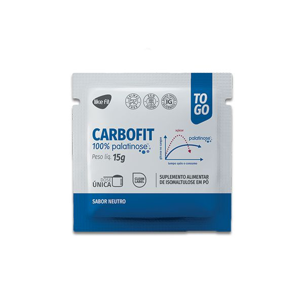 Carbofit 100% Palatinose Like Fit 15g