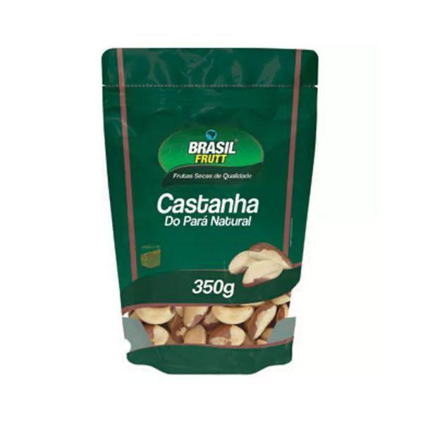 Castanha Do Pará Brasil Frutt 350g