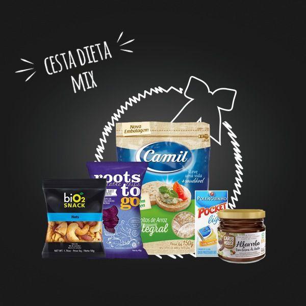 Cesta Especial Dieta Mix
