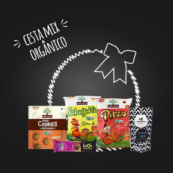 Cesta Mix Orgânicos