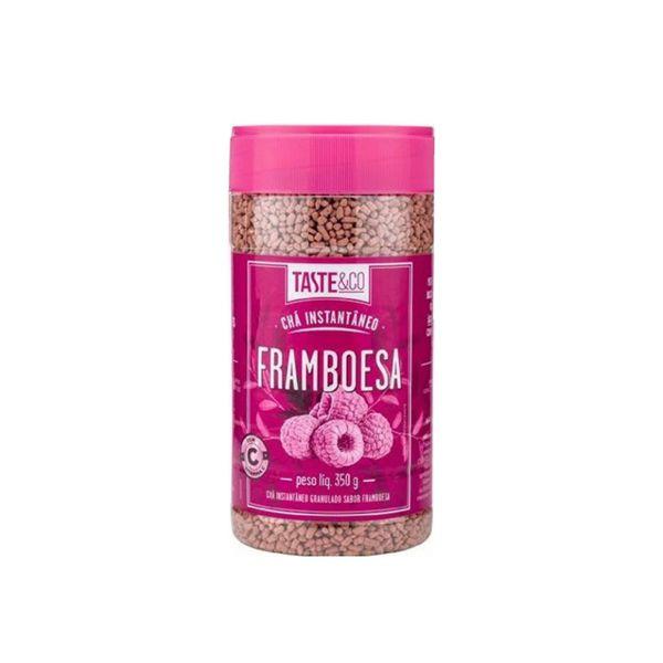 Chá Instantâneo Framboesa Taste&Co 350g